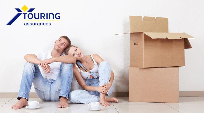 assurance habitation touring assurances prot g 105 au lieu 100. Black Bedroom Furniture Sets. Home Design Ideas