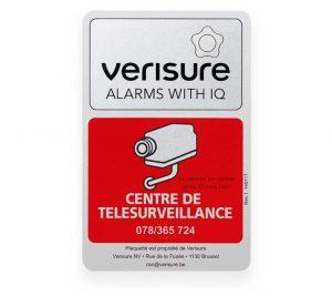 système d'alarme verisure